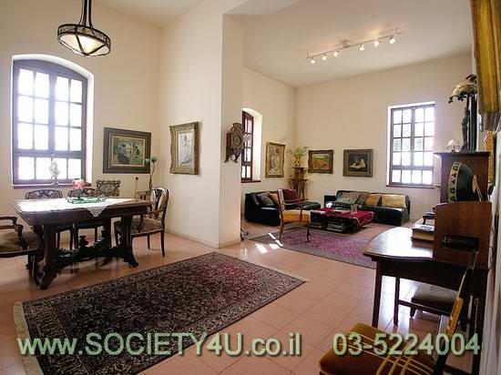 בלתי רגיל דירות | למכירה | תל אביב | בתל אביב - סוסייטי נכסים KD-83