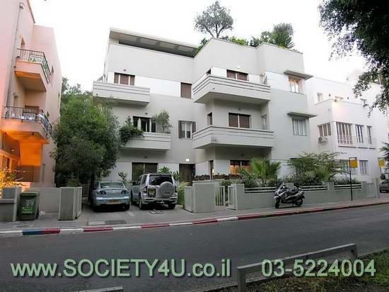 מפואר דירות | למכירה | תל אביב | בתל אביב - סוסייטי נכסים WV-93